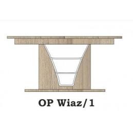 STÓŁ OPERA OP WIAZ/1 BIAŁA...