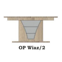 STÓŁ OPERA OP WIAZ/2 SZARA...