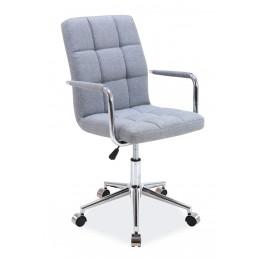 Fotel obrotowy Q-022 tkanina