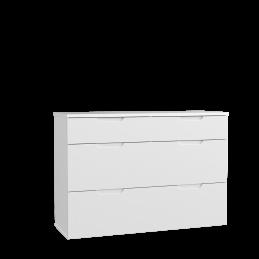 Komoda Starlet White STWK211