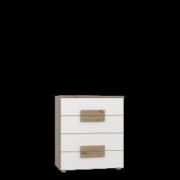 Komoda Arkina LBLK34