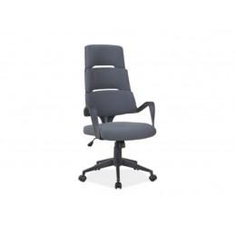 Fotel obrotowy Q-889 szary